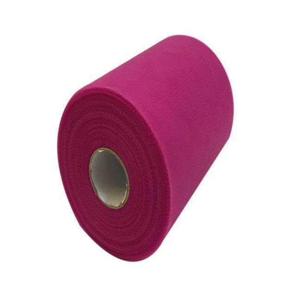 PinKart-USA Online Shopping FUSHIA 60 Color Pick Wedding Tulle Roll Spool Fabric 6Inch*100Yards Baby Grils Skirt Tutu Tulle Roll Gift