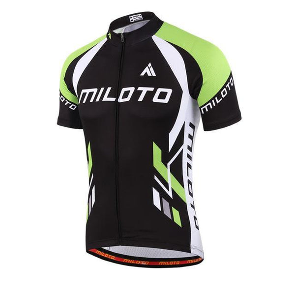 PINkart-USA Online Shopping Gold / L Cycling Jersey Tops Ropa Ciclismo Breathable Racing Cycling Clothing Maillot Ciclismo Pro