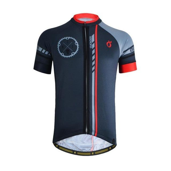 PINkart-USA Online Shopping Gray / S Team Cycling Bike Bicycle Clothing Clothes Women Men Cycling Jersey Jacket Jersey Top Bicycle