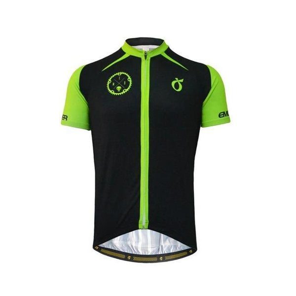 PINkart-USA Online Shopping Green / S Team Cycling Bike Bicycle Clothing Clothes Women Men Cycling Jersey Jacket Jersey Top Bicycle