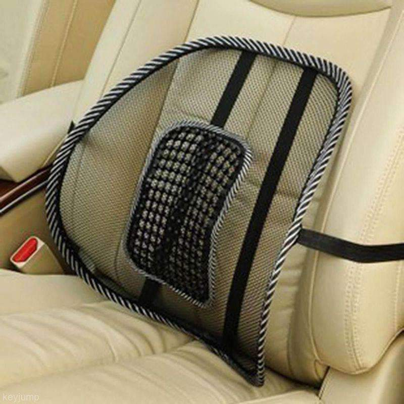 PinKart-USA Online Shopping Hot Sale Comfortable Mesh Chair Relief Lumbar Back Pain Support Car Cushion Office
