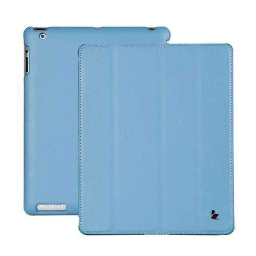 Jisoncase Brand Case For Ipad 2 3 4 Leather Case Pu Protective Smart Cover Case For Ipad 2 3 4 Online Shopping PINkart.in