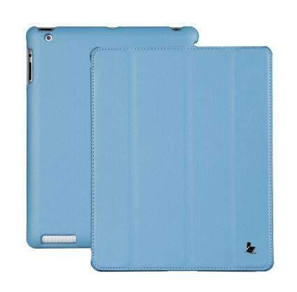 PinKart-USA Online Shopping Jisoncase Smart Case For Ipad 4 3 2 Cover Stand Tablet Designer Ultra Thin Leather Covers & Cases