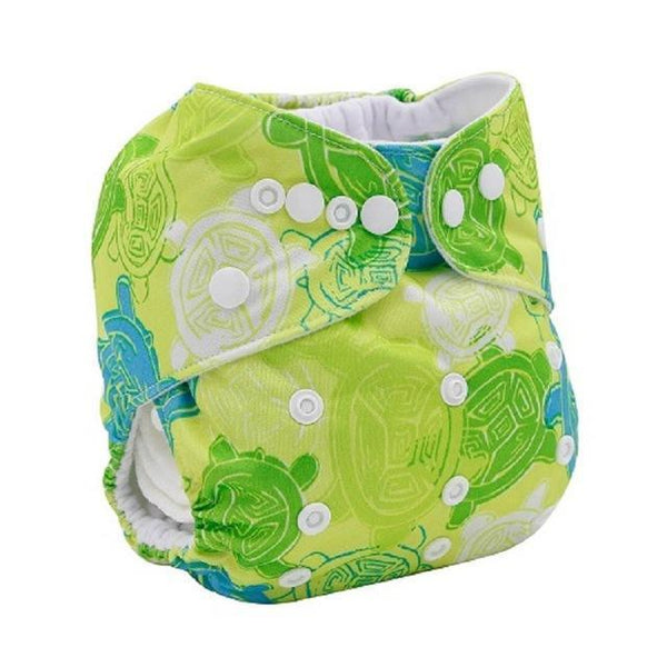 PinKart-USA Online Shopping K46 Ohbabyka Baby Cloth Diaper Adjustable Diaper Covers Washable Reusable Baby Nappies Couche