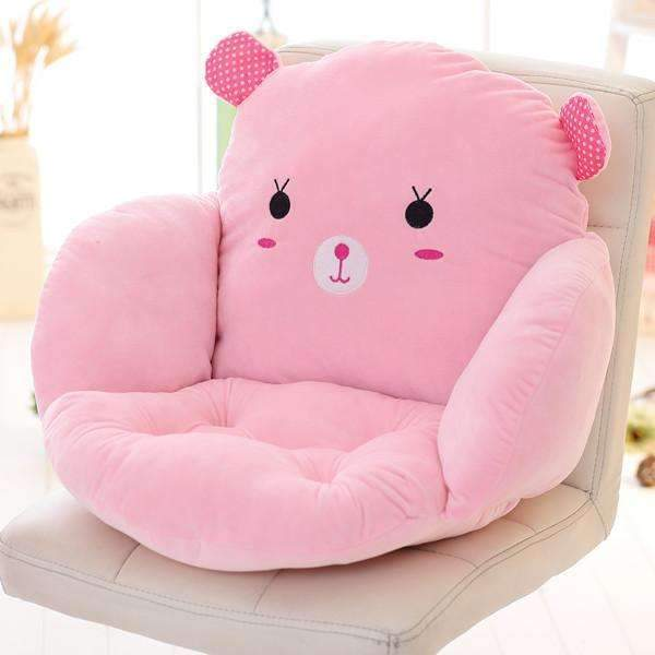 PinKart-USA Online Shopping Lovely Cartoon Chair Cushion For Home Decor And Office, Thicken Seat Pad Sofa Home Decorative Pillo