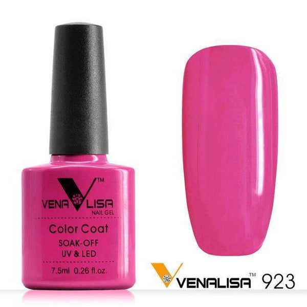 PinKart-USA Online Shopping 923 Nail Art Design Manicure Canni 60 Color 7.5Ml Soak Off Enamel Gel Polish