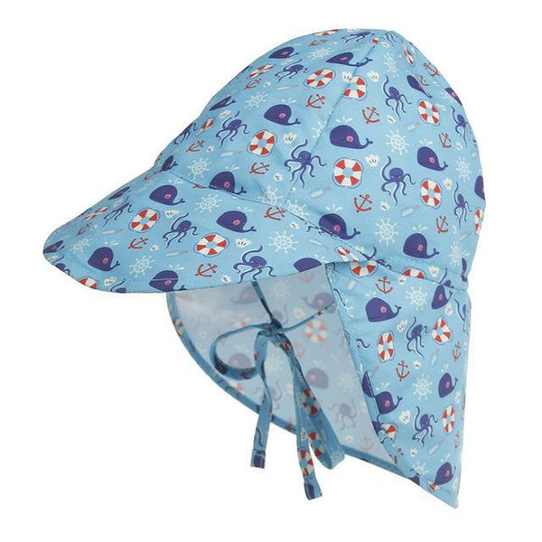 PINkart-USA Online Shopping octopus Summer Baby Hat Sun Protection Swimming Cap Outdoor Uv Protection Sun Beach Hats Boys Girls