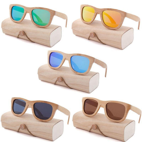 PINkart-USA Online Shopping Oeientree Factory Outlet Wood Sunglasses Polarized Wooden Glasses Uv400 Bamboo Sunglasses Brand