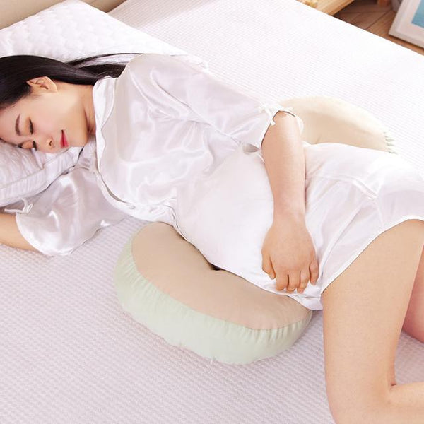 Keep Side Sleepers For Pregnant Quality Body Pillow Comfortable Maternity Breastfeeding Pillows Online Shopping PINkart.in