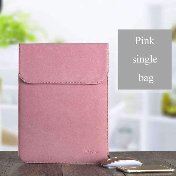 PinKart-USA Online Shopping Pink 1 / for Xiaomi Air 12 Laptop Case Sleeve For Xiaomi Air 12 13 Inch Matte Leather Case For Xiaomi Mi Notebook Air