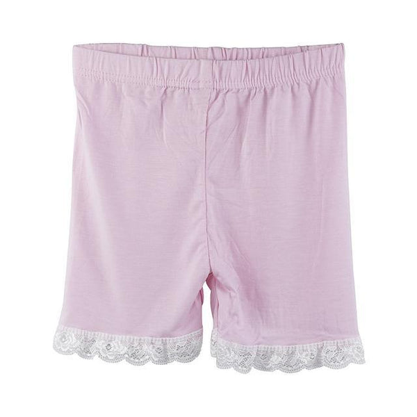 PINkart-USA Online Shopping Pink / 3T Ultra-Thin Girls Leggings Safety Short Pants Lace Edge Underwear Girl Boxer Briefs Short Pants