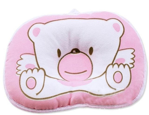 PINkart-USA Online Shopping pink Boys Girls Nursing Pillow Support Shape Soft Velvet Born Infant Pillows Cartoon Animal Bear Baby