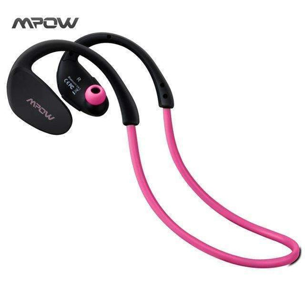 PinKart-USA Online Shopping Pink / China Mbh6 Cheetah 4.1 Bluetooth Headset Headphones Wireless Headphone Microphone Aptx Sport Earphon