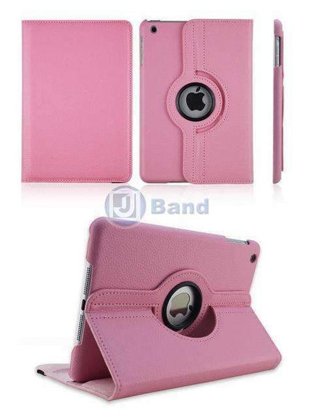PinKart-USA Online Shopping Pink For Apple Ipad Pro 10.5 Released Flip Pu Leather Rotating Case Stand Smart Cover For Ipad Pro