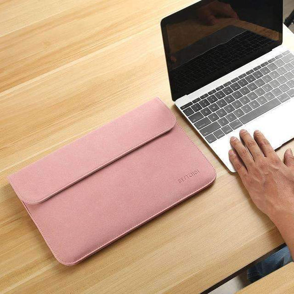 PinKart-USA Online Shopping Pink / for Xiaomi Air 12 Laptop Case Sleeve For Xiaomi Air 12 13 Inch Matte Leather Case For Xiaomi Mi Notebook Air