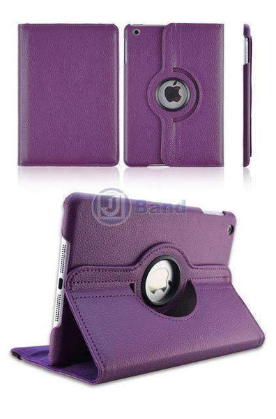 PinKart-USA Online Shopping Purple For Apple Ipad Pro 10.5 Released Flip Pu Leather Rotating Case Stand Smart Cover For Ipad Pro