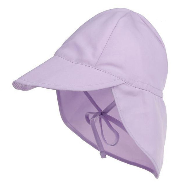 PINkart-USA Online Shopping purple Summer Baby Hat Sun Protection Swimming Cap Outdoor Uv Protection Sun Beach Hats Boys Girls