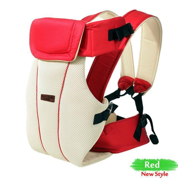 0 To 30 Months Baby Sling Breathable Ergonomic Baby Carrier Front Carrying Children Kangaroo Infant
