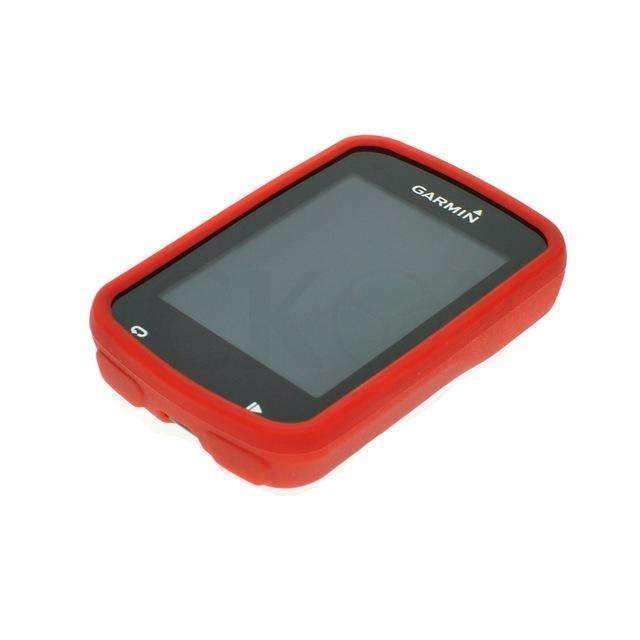 PinKart-USA Online Shopping Red Outdoor Cycling Road/Mountain Bike Computer Accessories Rubber Protect Black Case For Gps Garmin Gp