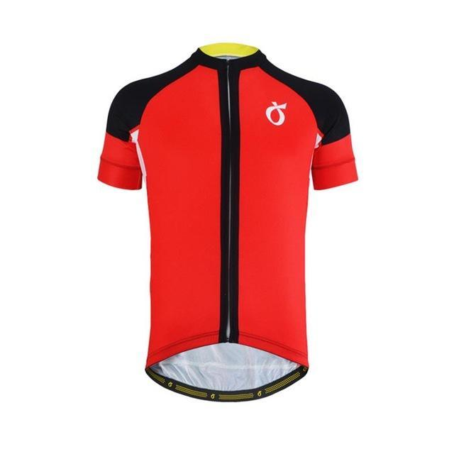 PINkart-USA Online Shopping Red / S Team Cycling Bike Bicycle Clothing Clothes Women Men Cycling Jersey Jacket Jersey Top Bicycle