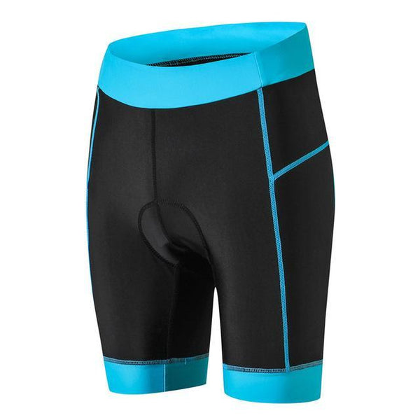 PINkart-USA Online Shopping sky blue / L Cycling Shorts Women Mountain Mtb Bike Shorts Gel Pad Riding Road Bicycle Shorts Tights Culotte