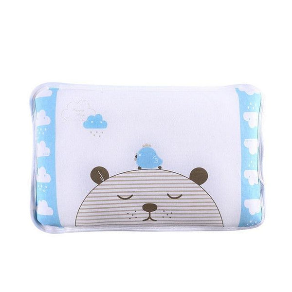PINkart-USA Online Shopping Sky Blue Summer Baby U Shaped Detachable Pillow Newborn Bedding Infant Toddler Sleep Positioner Anti