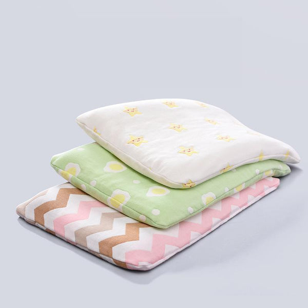 PINkart-USA Online Shopping Slow Rebound Foam Memory Baby Pillow Healthy Orthopedic Neck Care Pillows Bedding Cervical Health