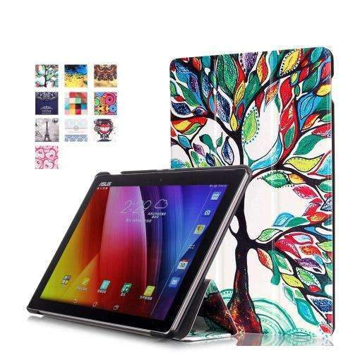 PinKart-USA Online Shopping style 1 Case For Asus Zenpad 10 Z300Cl Z300Cg Z300C Z300M Z300Cnl Pu Leather Stand Case For Asus Zenpad 10
