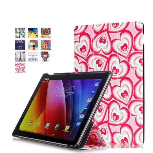 PinKart-USA Online Shopping style 4 Case For Asus Zenpad 10 Z300Cl Z300Cg Z300C Z300M Z300Cnl Pu Leather Stand Case For Asus Zenpad 10