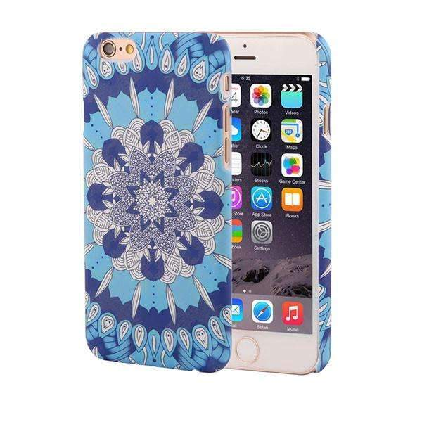 PinKart-USA Online Shopping Style 4 / For Iphone 6 6s Retro Floral Paisley Flower Mandala Henna Phone Cases For Iphone 6 6S Plus Case Fashion Vintage