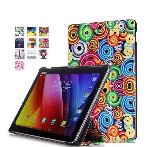 PinKart-USA Online Shopping style 6 Case For Asus Zenpad 10 Z300Cl Z300Cg Z300C Z300M Z300Cnl Pu Leather Stand Case For Asus Zenpad 10