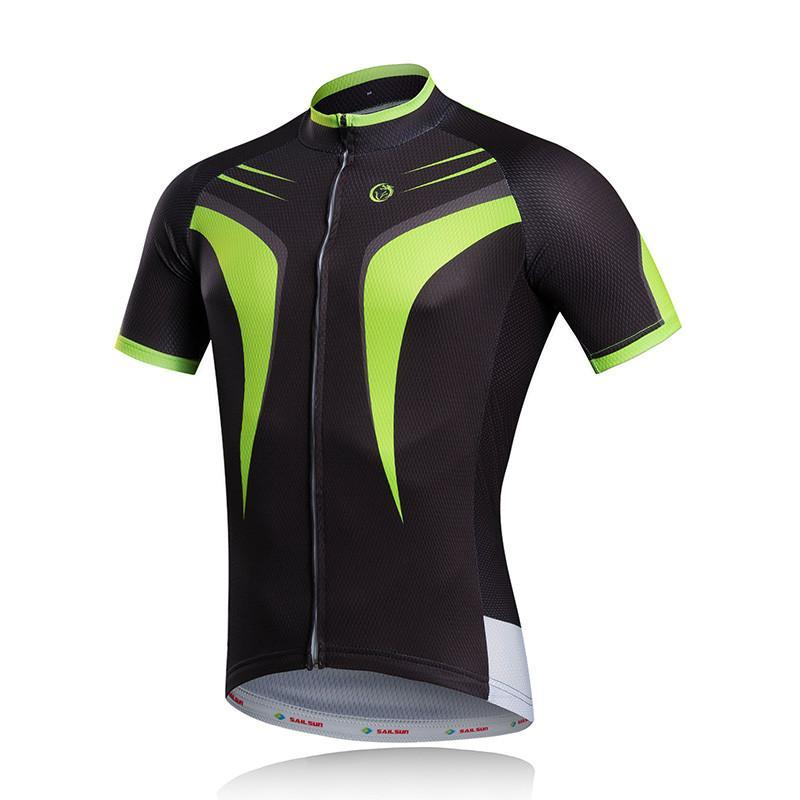 PINkart-USA Online Shopping Super Cool Bike Team Cycling Top Jersey Short Sleeves Using High Quality 100% Polyester Fabric