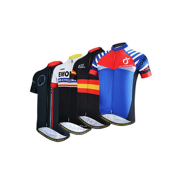 PINkart-USA Online Shopping Team Cycling Bike Bicycle Clothing Clothes Women Men Cycling Jersey Jacket Jersey Top Bicycle