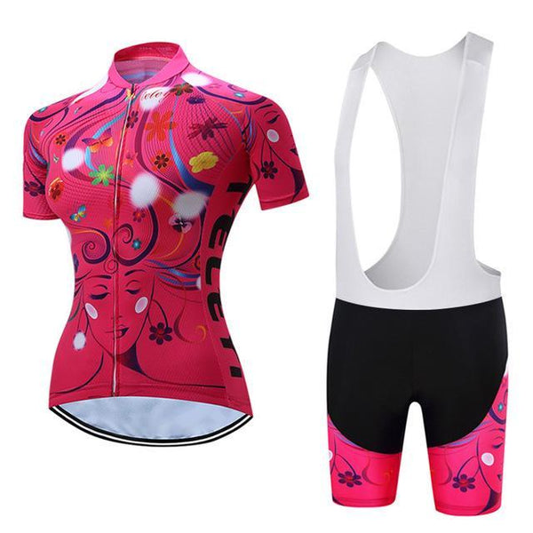 PINkart-USA Online Shopping Teleyi Cyling Jersey Breathable Cyling Clothing Ropa Ciclismo Short Sleeve Bike Wear Maillot