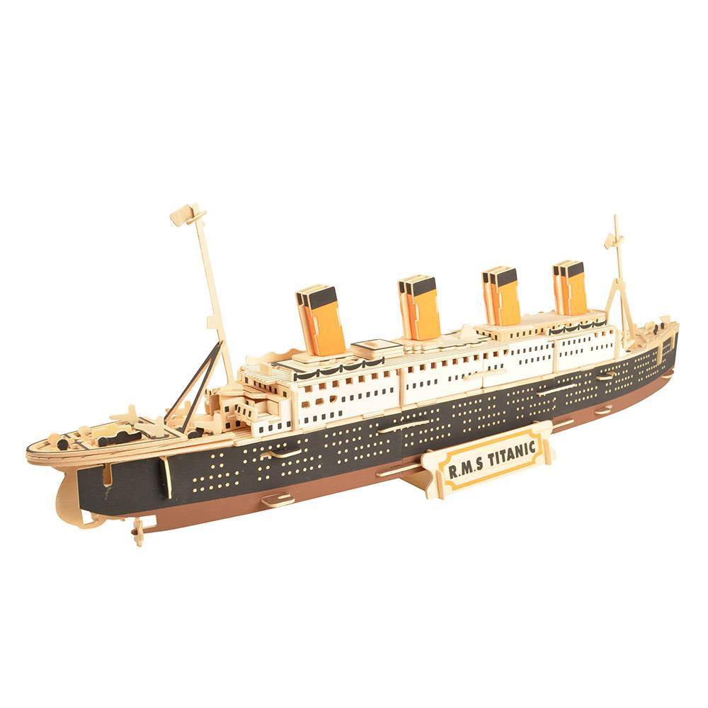 PINkart-USA Online Shopping Titanic Ship 3D Building Puzzles Toys, 72Cm /28.5 Inches