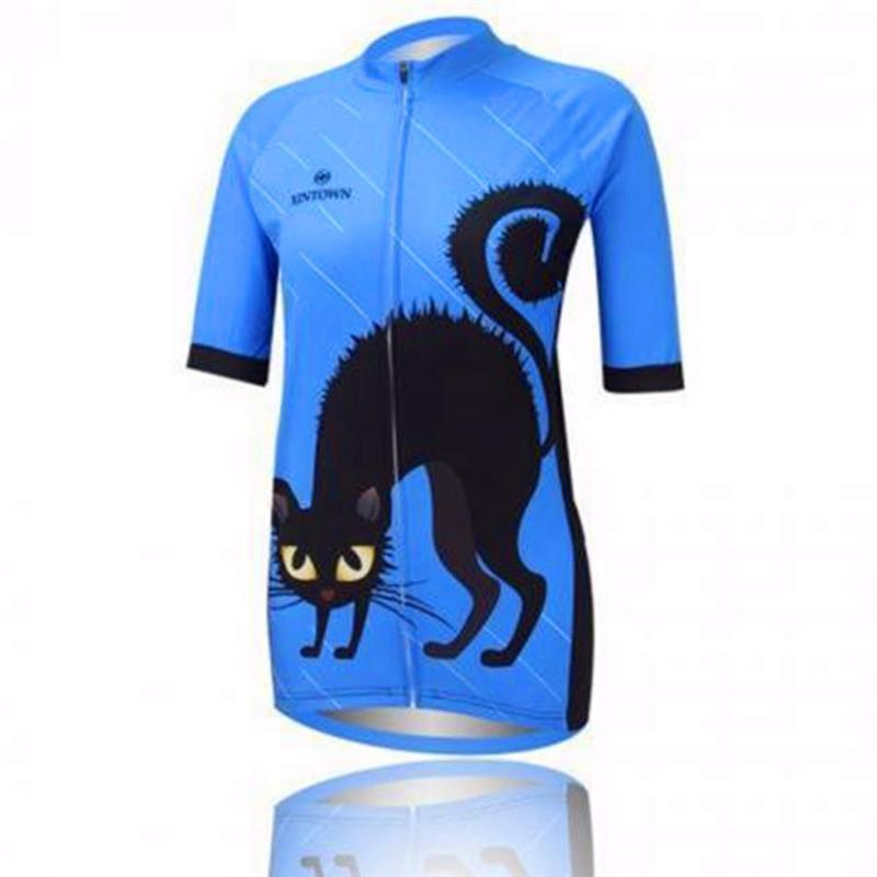 PINkart-USA Online Shopping Top Women Summer Mtb Bike Bicycle Cycling Jersey Outdoor Sports Running Bike Cycling Jersey