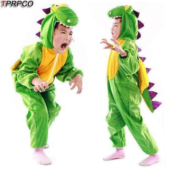 PinKart-USA Online Shopping Tprpco Animal Dinosaur Costumes For Kid Children Halloween Party Cartoon Character Costume E22981
