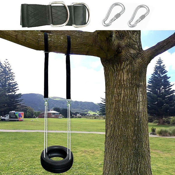 PINkart-USA Online Shopping Tree Swing Hanging Kit Hammock Straps, 1800 Lbs Load Capacity, Set Of 2 Extra Long 10 Ft Heavy Duty
