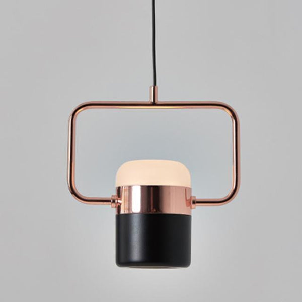 PINkart-USA Online Shopping Type B / Rose Gold and Black Modern Led Pendant Lights Bedroom Living Room Minimalist Restaurant Pendant Lamp Fixtures Clothing
