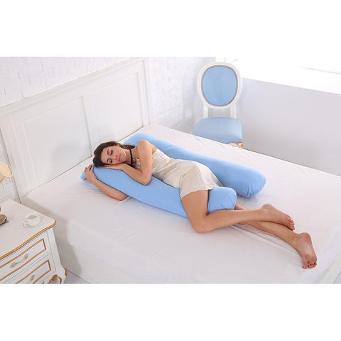PINkart-USA Online Shopping U Shape 130*70Cm Maternity Pillows Comfortable Body Pregnancy Pillow Women Pregnant Side Sleepers