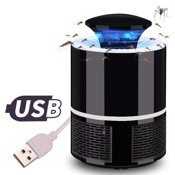 PINkart-USA Online Shopping Usb Electronics Mosquito Killer Trap Moth Fly Wasp Led Night Light Lamp Bug Insect Lights Killing