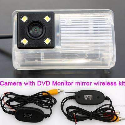 PinKart-USA Online Shopping Wireless DVD Ccd Hd Car Rearview Back Up Camera Parking Car Rear View Camera For Toyota Corolla Ex Byd F3 F3R By