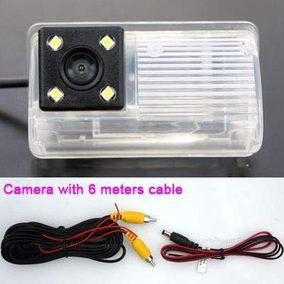 PinKart-USA Online Shopping with wire Ccd Hd Car Rearview Back Up Camera Parking Car Rear View Camera For Toyota Corolla Ex Byd F3 F3R By