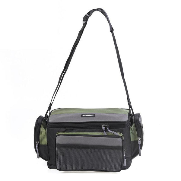PINkart-USA Outdoor Fishing Bag Men Women Multifunctional Waist Shoulder Bag Case Reel Lure Durable