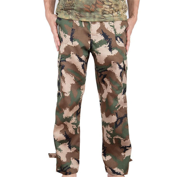 PINkart-USA S-4Xl Mens Jogger Pencil Harem Pants Men Camouflage Military Pants Loose Comfortable Cargo Trousers