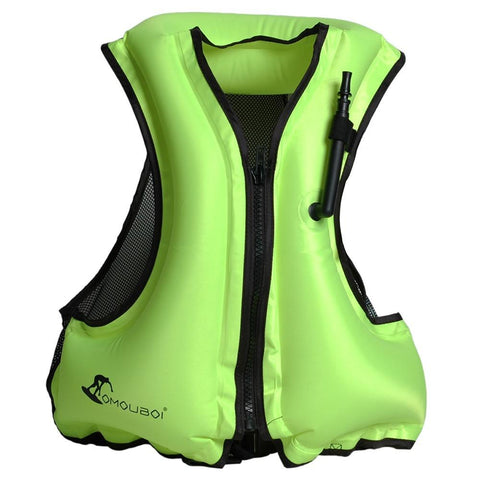 PINkart-USA Water Sports Fishing Life Vest Adult Inflatable Swim Vest Life Jacket Drifting Surfing Life