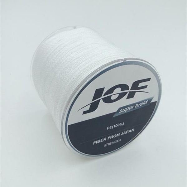 300M Super Strong Japan Multifilament Pe Braided Fishing Line 4 Strands Braided Wires 8 10 20 30 40
