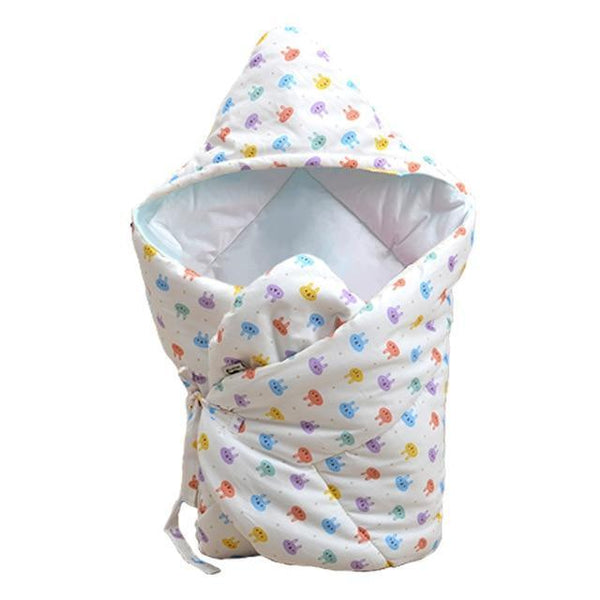 PINkart-USA wucaituzi Anti-Dirty Cute Print Baby Sleeping Bag Envelope 1 Pcs Multi-Color Infant Born Sleepsacks 90*90Cm