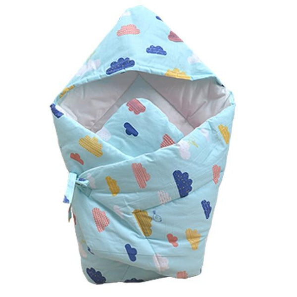 PINkart-USA wucaiyuduo Anti-Dirty Cute Print Baby Sleeping Bag Envelope 1 Pcs Multi-Color Infant Born Sleepsacks 90*90Cm