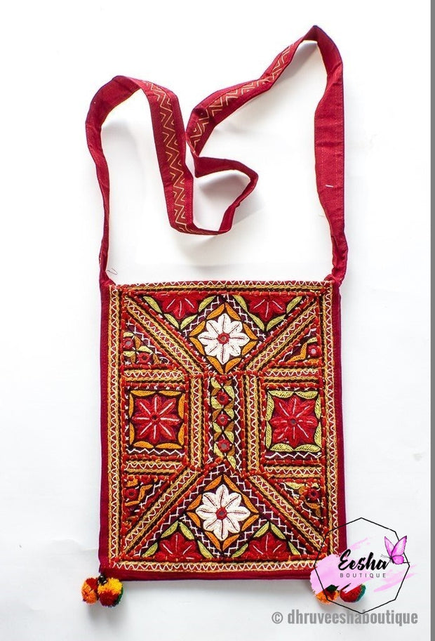 Banjara Kucch Work Sling Bag